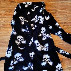 J. Khaki boys skull robe